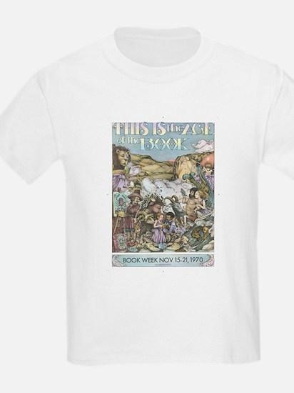 1970 Children's Book Week Kids T-Shirt