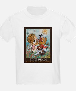 1973 Children's Book Week Kids T-Shirt