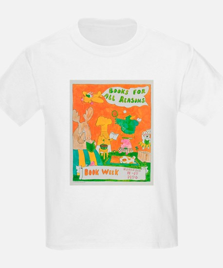 1974 Children's Book Week Kids T-Shirt