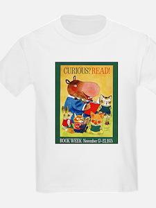 1975 Children's Book Week Kid T-Shirt
