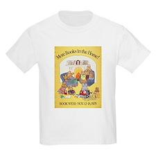 1979 Children's Book Week Kids T-Shirt
