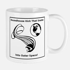 Snakes In Space! Mugs