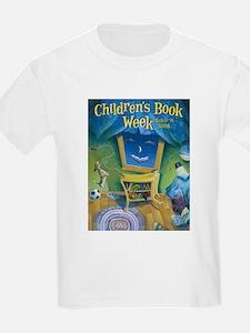 2008 Children's Book Week Kids T-Shirt