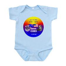 Dawn CUBS Apr. 18, 2009 - Infant Bodysuit