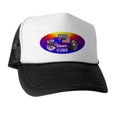 Dawn CUBS Apr. 18, 2009 - Trucker Hat