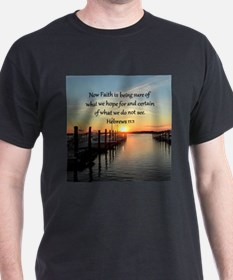 HEBREWS 11:1 T-Shirt