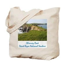 Chimney Rock Canvas Tote Bag