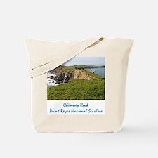 Chimney Rock Canvas Tote Bag