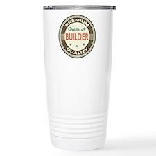 Builder Vintage Travel Mug