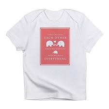 Elephant Child Infant T-Shirt