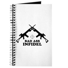 Bad Ass Infidel Journal
