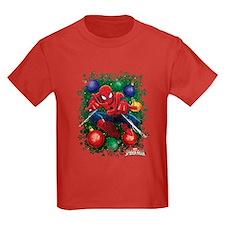 holiday spider-man T
