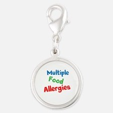 Multiple Food Allergies Charms