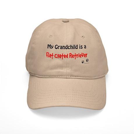 Flattie Grandchild Cap