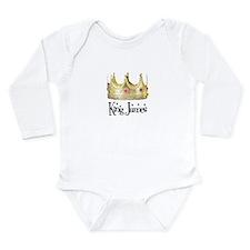 Christmas day Long Sleeve Infant Bodysuit
