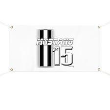 New Mustang Banner