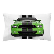 2013stanggreen.png Pillow Case