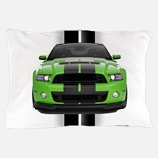 2013stanggreen.png Pillow Case