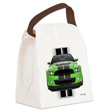 2013stanggreen.png Canvas Lunch Bag