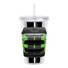 2013stanggreen.png Acrylic Double-wall Tumbler