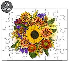 Autumn Bouquet Puzzle