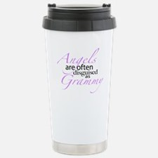 Angels are often Disguised as Grammy Travel Mug