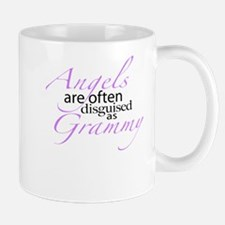 Angels are often Disguised as Grammy Mugs