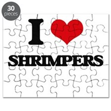 I love Shrimpers Puzzle
