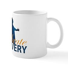 Celebrate Recovery Design Small Mug