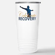 Celebrate Recovery Desi Thermos Mug