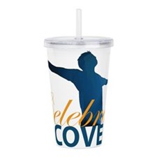 Celebrate Recovery Des Acrylic Double-wall Tumbler