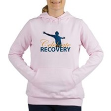 Celebrate Recovery Desig Women's Hooded Sweatshirt