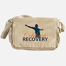 Celebrate Recovery Design Messenger Bag