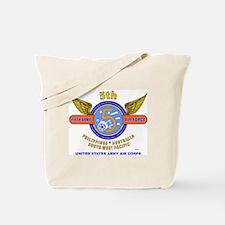 5TH ARMY AIR FORCE WORLD WAR II Tote Bag