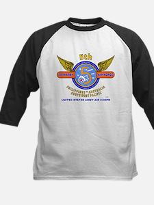 5TH ARMY AIR FORCE WORLD WAR II Baseball Jersey