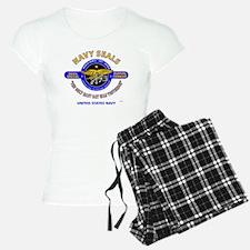 NAVY SEALS THE ONLY EASY DA Pajamas