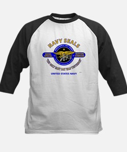 NAVY SEALS THE ONLY EASY DAY WAS Y Baseball Jersey