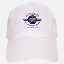 NAVY SEALS THE ONLY EASY DAY WAS YESTERDAY. Baseball Baseball Cap