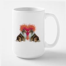 Collie Love Mugs