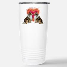 Collie Love Travel Mug