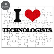 I love Technologists Puzzle