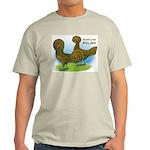 Golden Polish Fowl Light T-Shirt