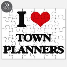 I love Town Planners Puzzle