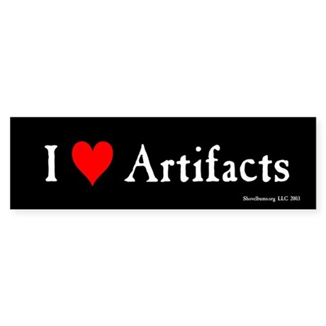 I (heart) Artifacts - BMP