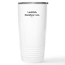 Cool Experiment Travel Mug