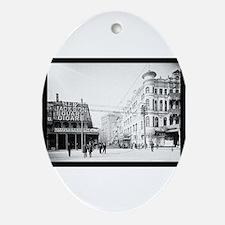 Carondelet Street - 1906 Oval Ornament