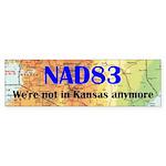 NAD 83 - Bumperr Sticker