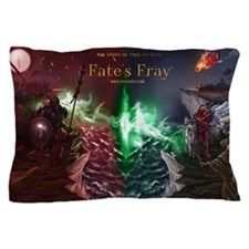 Fate's Fray Pillow Case