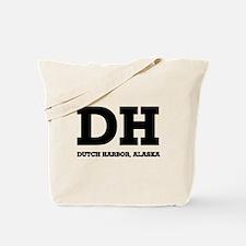 Dutch Harbor, Alaska Tote Bag