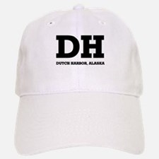 Dutch Harbor, Alaska Baseball Baseball Cap